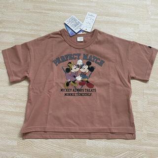 futafuta - フタフタ ミッキー Tシャツ 100