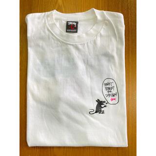 STUSSY - stussy ラットパトロールTシャツ