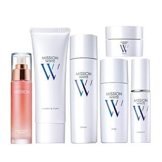 エイボン(AVON)のホワイトローション・ミルク・エッセンス・クリーム・洗顔料~導入美容液(化粧水/ローション)