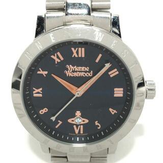 ヴィヴィアンウエストウッド(Vivienne Westwood)のヴィヴィアン 腕時計 - VV152NVSL ボーイズ(腕時計)