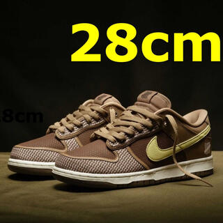 NIKE - NIKE DUNK LOW SP UNDFTD DH3061-200 28cm