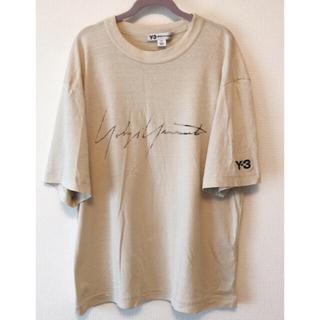ワイスリー(Y-3)のyohji yamamoto Tシャツ♡(Tシャツ/カットソー(半袖/袖なし))