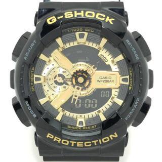 CASIO - カシオ 腕時計 G-SHOCK GA-110GB メンズ