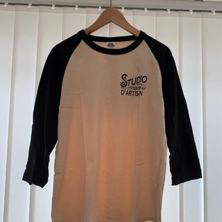 ステュディオダルチザン(STUDIO D'ARTISAN)の【アメカジ】STUDIO D'ARTISAN Tシャツ(Tシャツ/カットソー(七分/長袖))