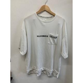 NUMBER (N)INE - ナンバーナイン Tシャツ 訳あり メンズサイズL
