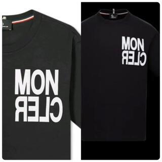 MONCLER - MONCLER  新品未使用 Tシャツ ブラック
