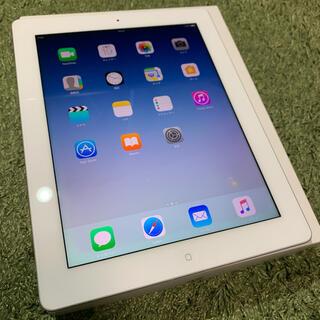 iPad - 【Cランク】iPad4 16GB アイパッド 第4世代 ホワイト