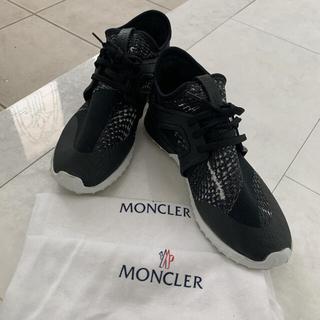 MONCLER - モンクレール スニーカー 美品