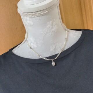 パールネックレス(ネックレス)