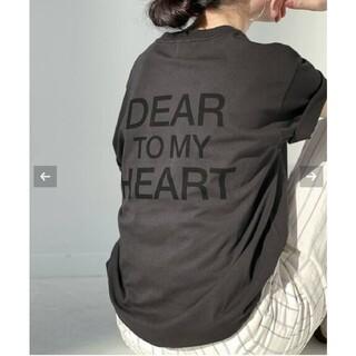 Spick and Span - DEAR HEARTバックロゴT