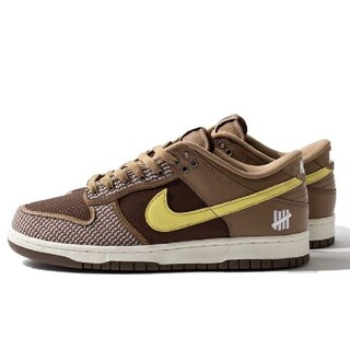 NIKE - UNDEFEATED NIKE DUNK LOW SP