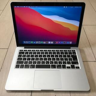 アップル(Apple)のMacBook Pro Retina 13インチ Mid 2014(32(ノートPC)