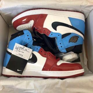 Nike Air Jordan 1 Fearless UNC Chicago(スニーカー)