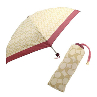 COACH - 新品未使用 coach 折り畳み傘