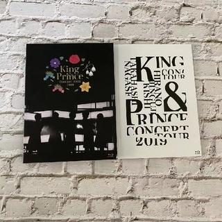 King & Prince/CONCERT TOUR 2019〈初回限定盤・2枚
