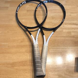 HEAD - ヘッド 硬式テニスラケット2本GRAPHENE SPEED PRO&MP 美品