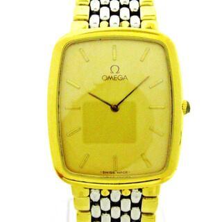 オメガ(OMEGA)のオメガ 腕時計 デビル メンズ ゴールド(その他)