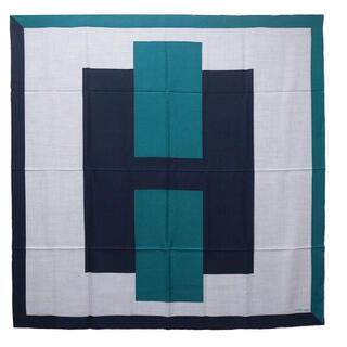 Hermes - エルメス  passant カシミヤ シルク