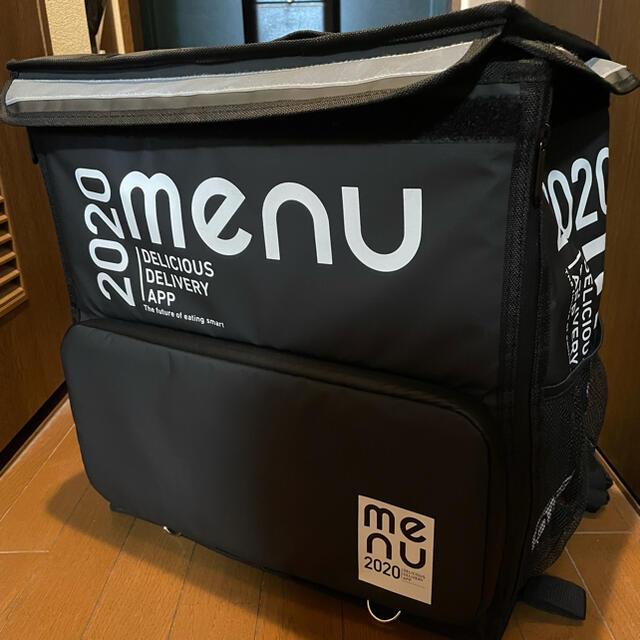 menu 配達バッグ メンズのバッグ(バッグパック/リュック)の商品写真