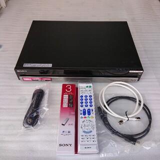 ソニー(SONY)のSONYブルーレイレコーダー BDZ-RX30  2番組同時録画美品動作確認済み(ブルーレイレコーダー)