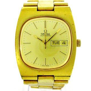 オメガ(OMEGA)のOMEGA(オメガ) 腕時計 - メンズ ゴールド(その他)