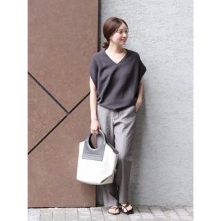IENA - 【新品】 イエナ シャンブレーコンフォートパンツ ¥15,400  38