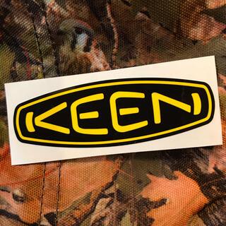 KEEN - KEENステッカー 正規品