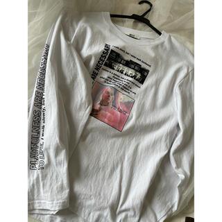 ウィゴー(WEGO)のWEGO ロンT(Tシャツ(長袖/七分))
