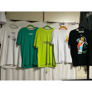 OFF-WHITE - オフホワイト Tシャツ