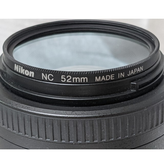 Nikon(ニコン)のNikon AF-S DX NIKKOR 35mm f/1.8G スマホ/家電/カメラのカメラ(レンズ(単焦点))の商品写真