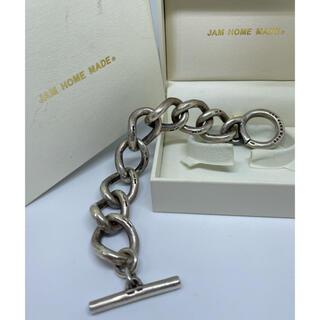 アヴァランチ(AVALANCHE)のJAMHOMEMADE 喜平ブレス  シルバー 925(ブレスレット)