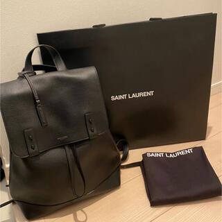 Saint Laurent - SAINT LAURENT バックパック 【現在sold out】
