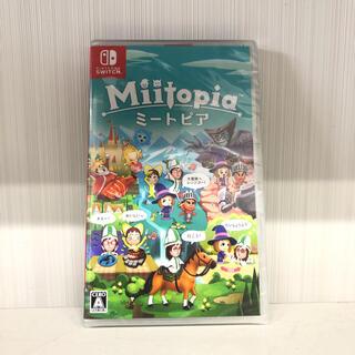 ニンテンドースイッチ(Nintendo Switch)のMiitopia Switch ミートピア(家庭用ゲームソフト)