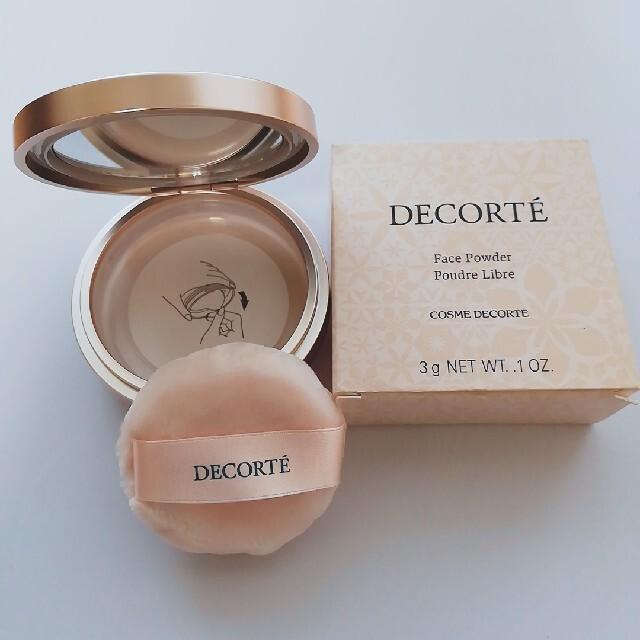 COSME DECORTE(コスメデコルテ)のコスメデコルテ フェイスパウダー 00 コスメ/美容のベースメイク/化粧品(フェイスパウダー)の商品写真