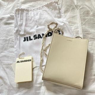 Jil Sander - JIL SANDER タングルショルダーバッグ アイボリー