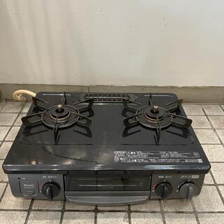リンナイ(Rinnai)のリンナイ KG34NPBKR ガスコンロ 都市ガス(調理機器)