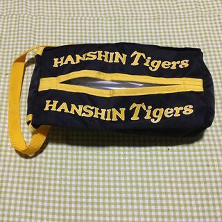 ハンシンタイガース(阪神タイガース)の阪神タイガース ティッシュカバー(記念品/関連グッズ)