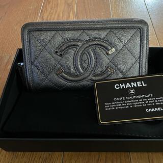 CHANEL - CHANEL ミディアム財布