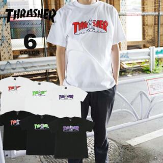 スラッシャー(THRASHER)のTHRASHER スラッシャー 半袖Tシャツ TH91245(Tシャツ/カットソー(半袖/袖なし))