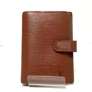 ルイヴィトン(LOUIS VUITTON)のルイヴィトン 手帳 エピ - R20058(その他)