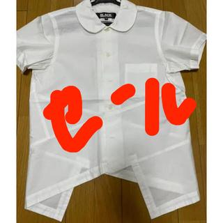 ブラックコムデギャルソン(BLACK COMME des GARCONS)のギャルソンブラック(今だけ最終セール)(Tシャツ(半袖/袖なし))