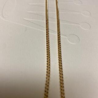 18金ネックレス 18k 喜平 2面 10g 50cm      超美品
