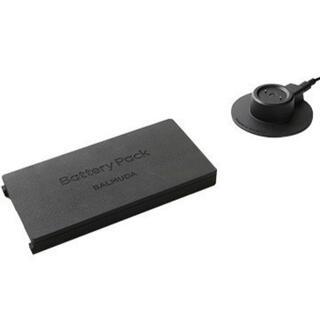 バルミューダ(BALMUDA)のバルミューダ Battery&Dock EGF-P100 新品!(扇風機)