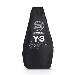 新品 Y-3 ワイスリー ヨージ ウォッシャブル ボディバッグ ブラック