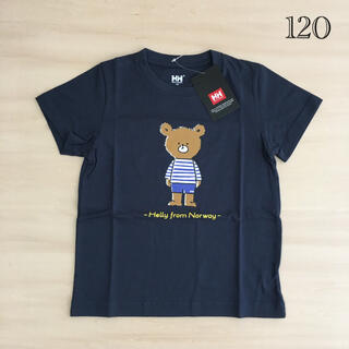 HELLY HANSEN - 新品ヘリーハンセンキッズTシャツ120cm Bear