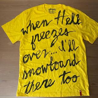 バートン(BURTON)のBURTON 新品バートンTシャツ Lサイズ(Tシャツ/カットソー(半袖/袖なし))