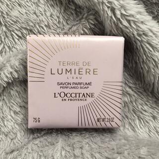 L'OCCITANE - テールドルミエール ソープ 化粧石鹸