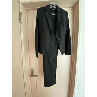 インディヴィ(INDIVI)のインディヴィ ストライプ スーツS(スーツ)