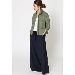 FRAMeWORK - FRAMeWORK★ミリタリーシャツジャケット