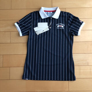 FILA - 【超お得!】最終価格!FILAゴルフレディース用シャツ